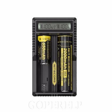 Carregador UM20 - USB - Nitecore®