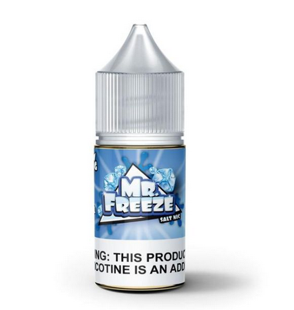 Líquido Pure Ice - Mr. Freeze SaltNic