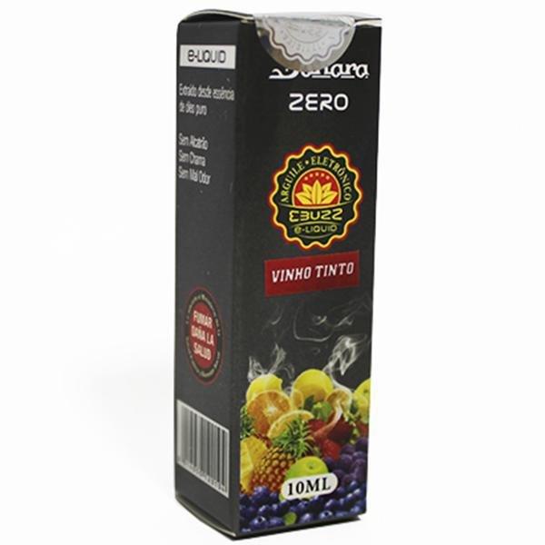 Liquido ebuzz 4 Estações - ZERO NICOTINA - Sahara