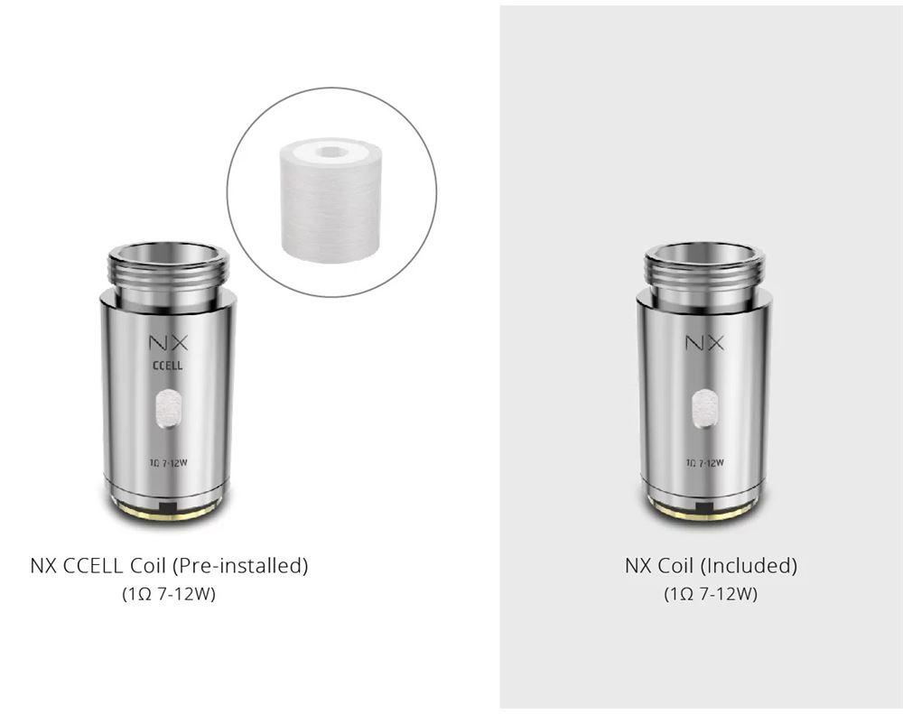 Bobina Coil Reposição (Resistência) NX Cell - Nexus - Vaporesso
