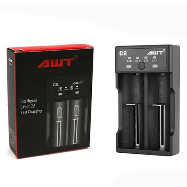 Carregador Baterias C2 - AWT
