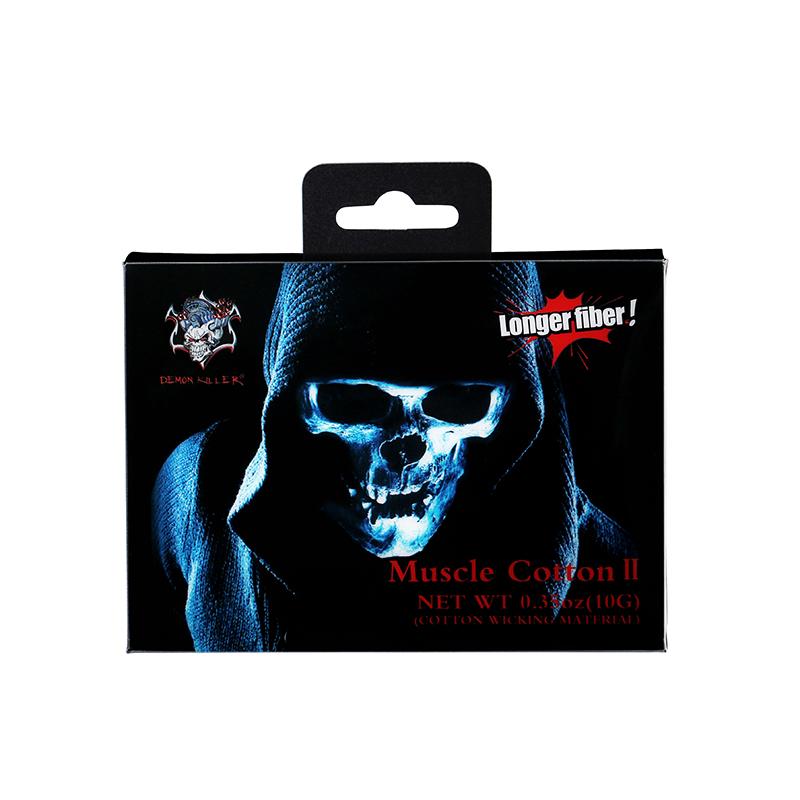 Algodão Orgânico Muscle Cotton II - Demon Killer