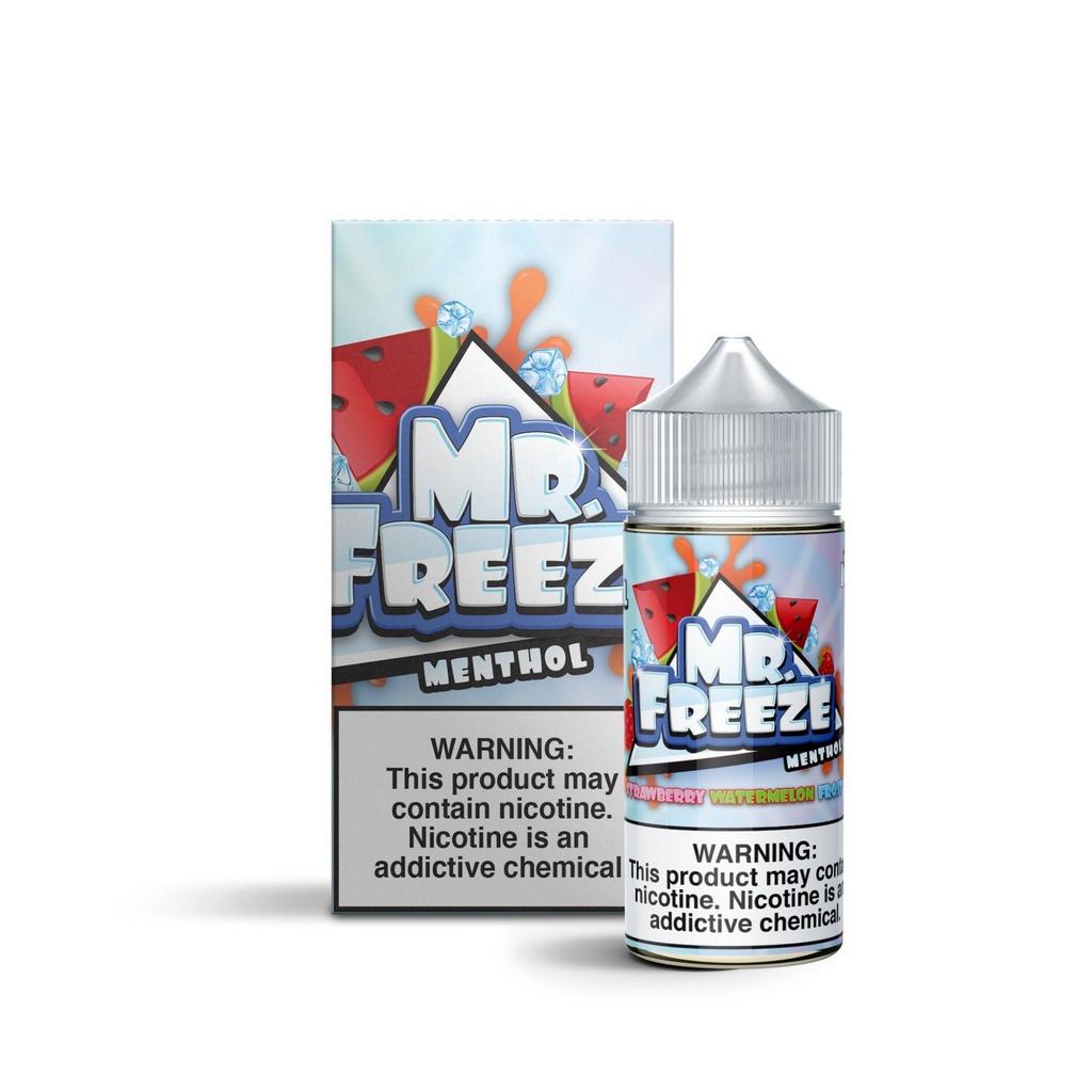 Líquido Strawberry Watermelon Frost - Mr. Freeze