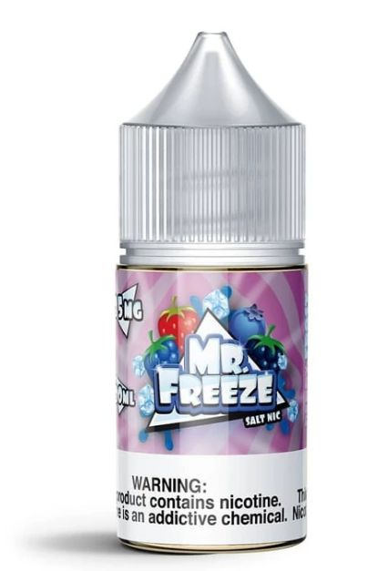Líquido Berry - Frost - Mr. Freeze SaltNic
