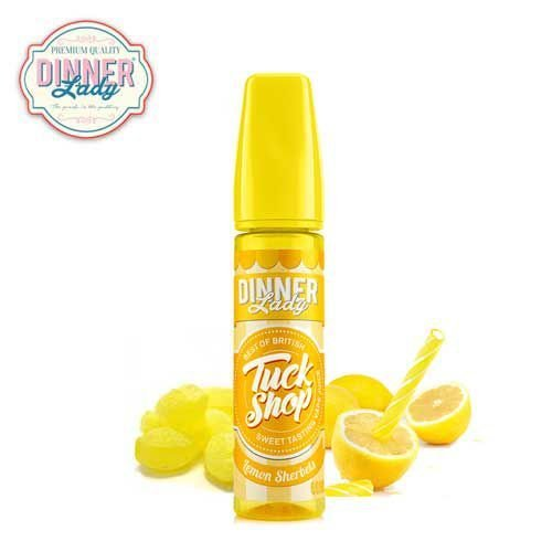 Líquido Dinner Lady 35mg - SaltNic / Salt Nicotine 30ml (juice, e-liquid, e-juice, e-liq)