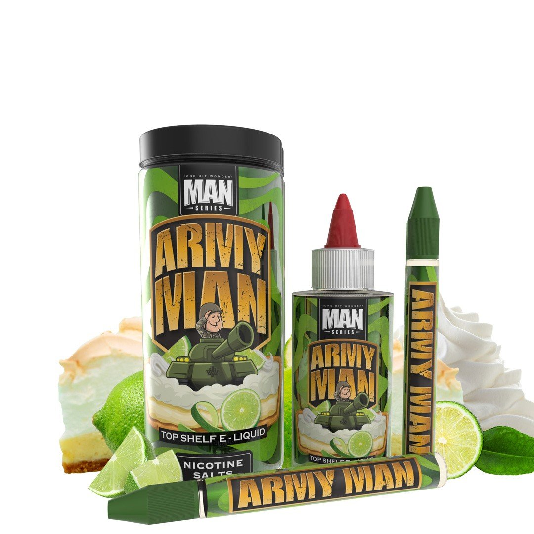 Líquido Army Man™ - One Hit Wonder e-Liquid