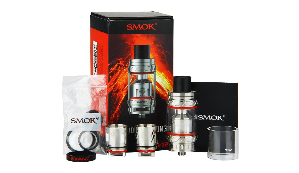 Atomizador TFV12 - The Cloud Beast - Smok™