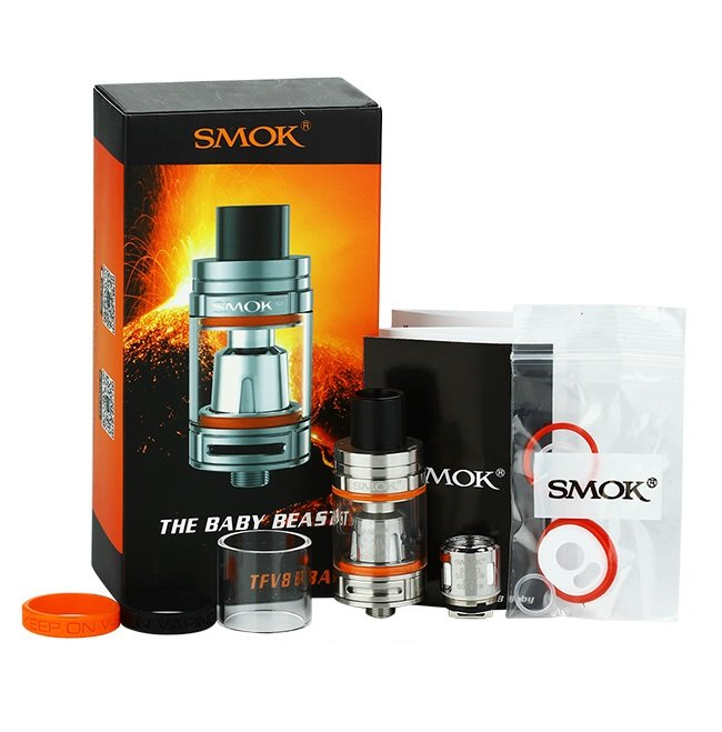Atomizador TFV8 Baby - The Cloud Beast - Smok™