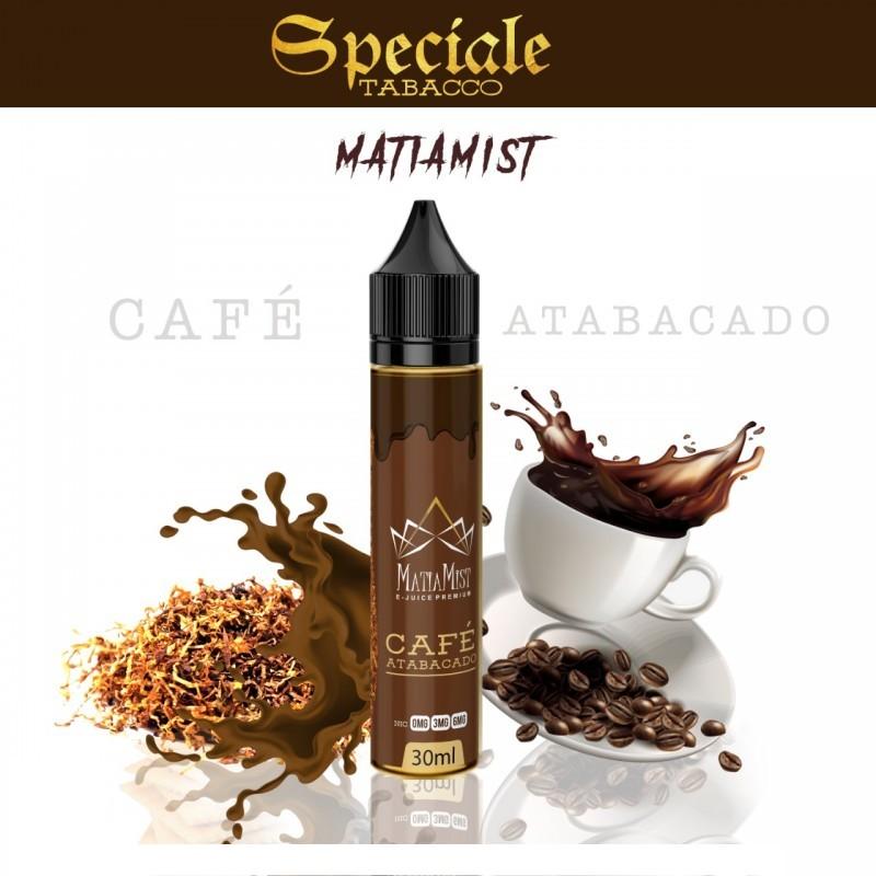 Líquido Café Atabacado - Speciale Tobacco - Matiamist