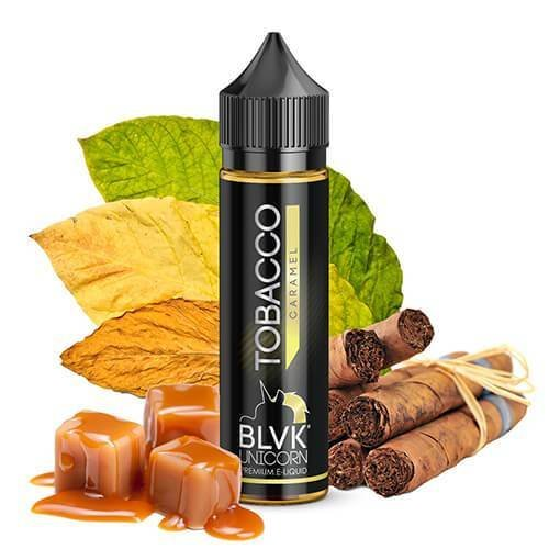 Líquido Tobacco Caramel - BLVK Unicorn