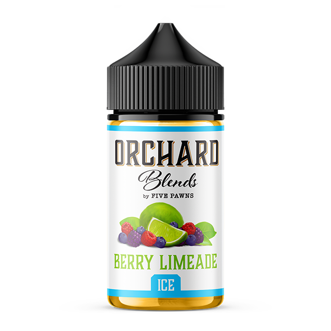 Líquido Berry Limeade Ice - Orchard Blends