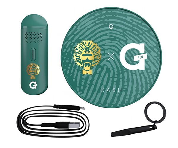 Vaporizador G Pen Dash (Ervas) - Grenco Science x Dr. GreenThumbs