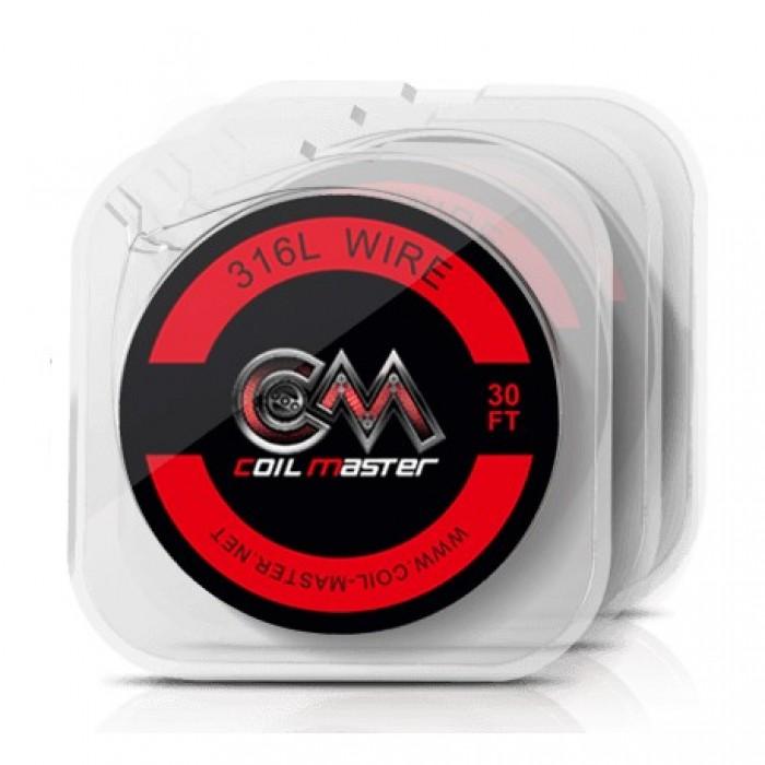 Fio 316L  Wire -10 Metros - Coil Master