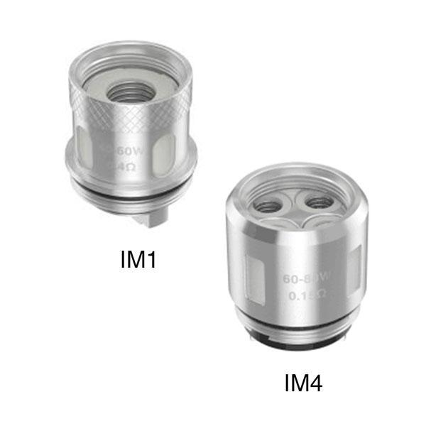 Bobina IM Coil Reposição (Resistência) IM1 / IM4  p/ Atomizador Aero / Shield - GeekVape
