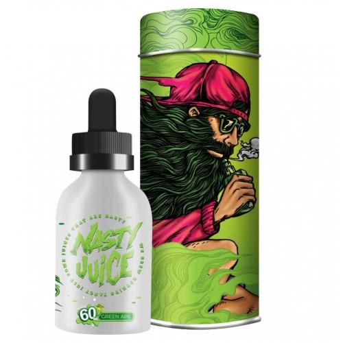 Frasco de Green Ape da marca Nasty Juice