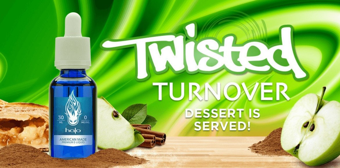 twisted turnover halo