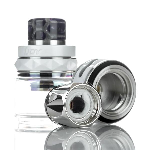 Kit Wand 2600mAh c/ Atomizador Diamond - IJOY