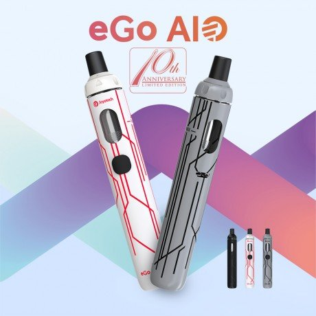 Kit eGo AIO (10th-Anniversary-Edition) - 1500mAh - Joyetech®