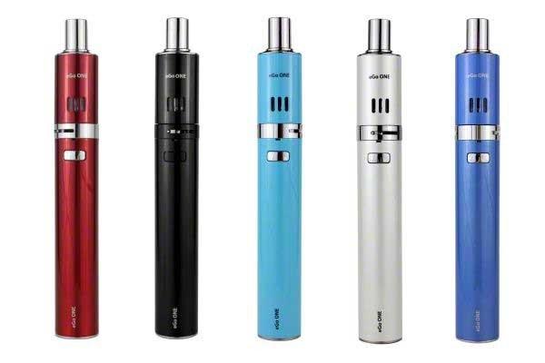 Kit Cigarro Eletrônico eGo ONE 11002200 mAh - Joyetech™