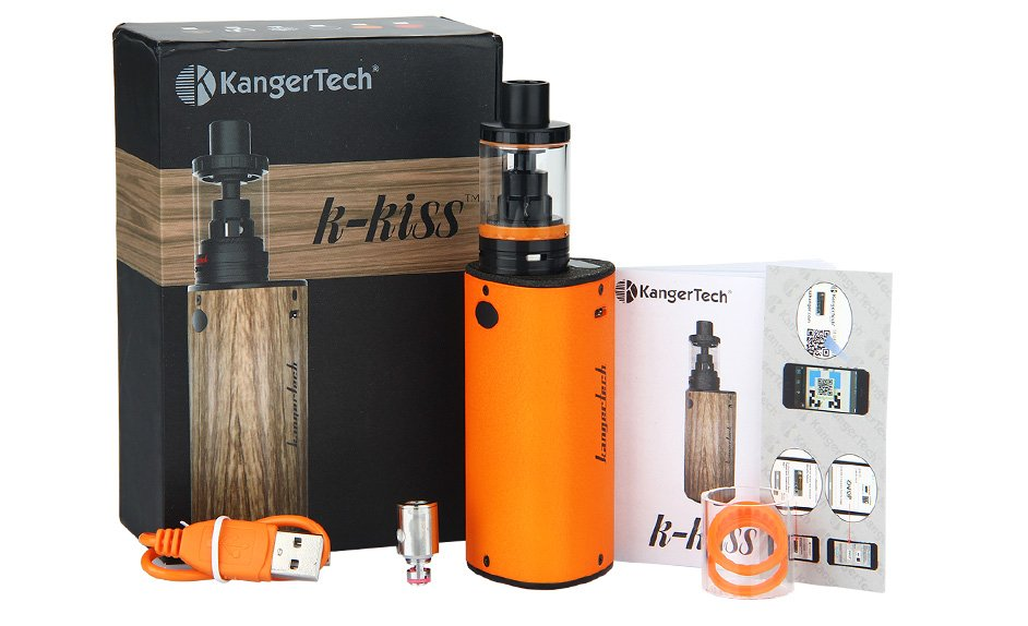 Kit K-Kiss 6300 mAh - Kangertech