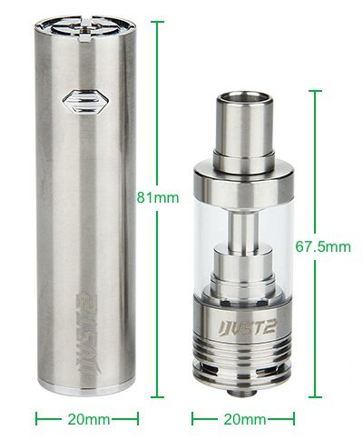 Kit iJust 2 - 2600 mAh - Eleaf™