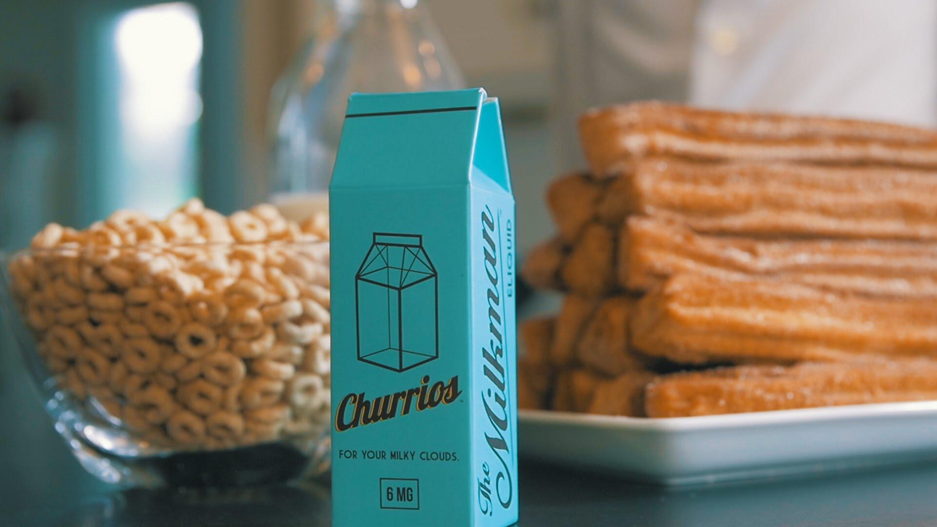 Liquido Churrios - The MilkMan eLiquid