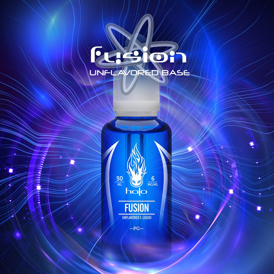 Líquido Fusion - HALO Purity