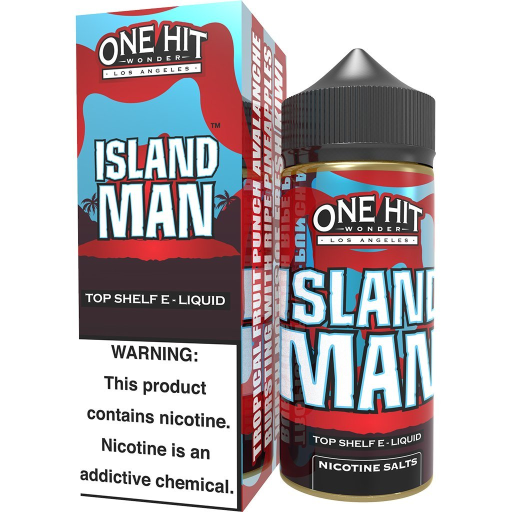 Líquido Island Man™ - TruNic 2.0  - One Hit Wonder e-Liquid