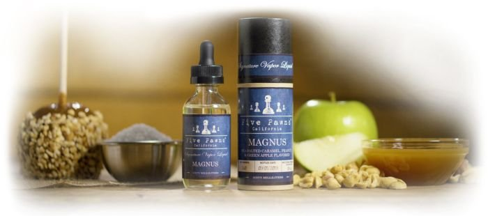 Líquido Magnus - Blue - Five Pawns ®