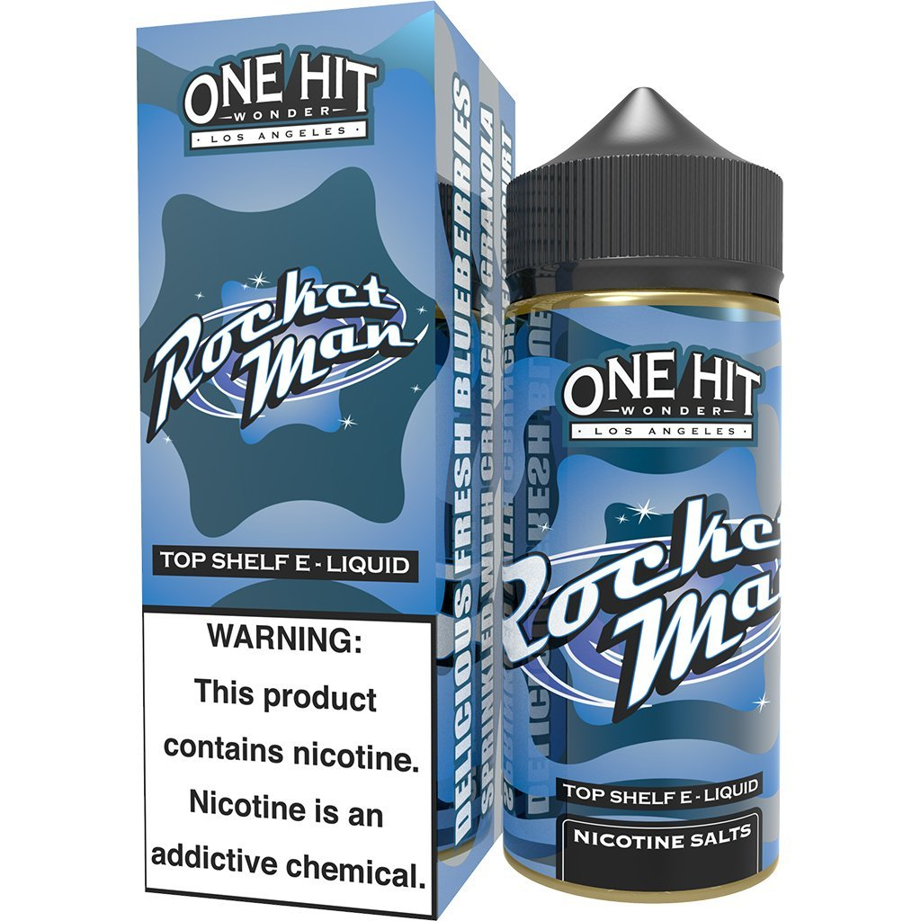 Liquido Rocket Man™ Blueberry Parfait - TruNic 2.0 - One Hit Wonder e-Liquid