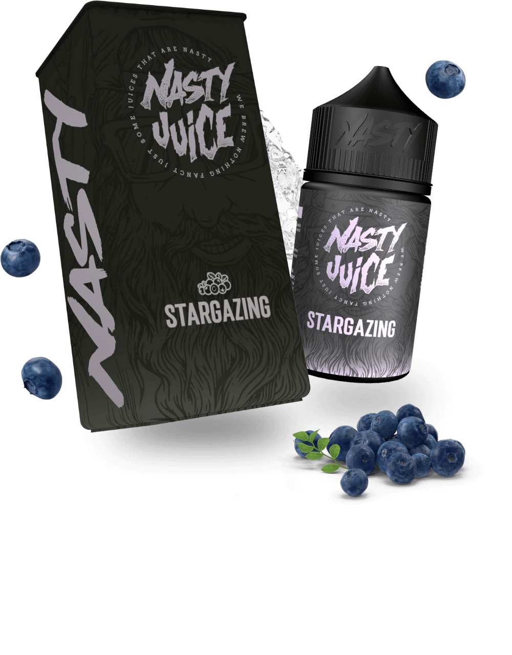 Líquido Stargazing - Berry Series - Nasty Juice
