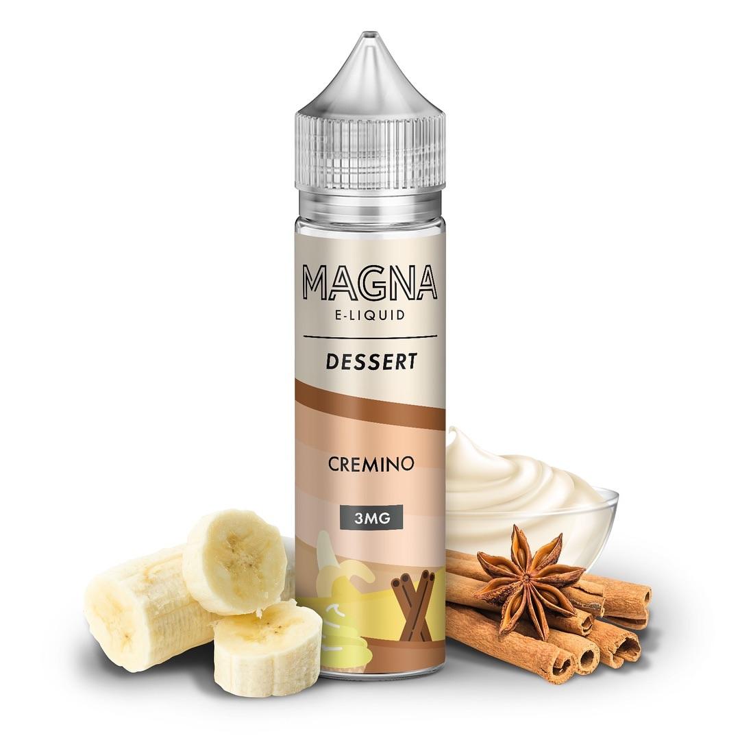 Líquido Cremino - Dessert - Magna
