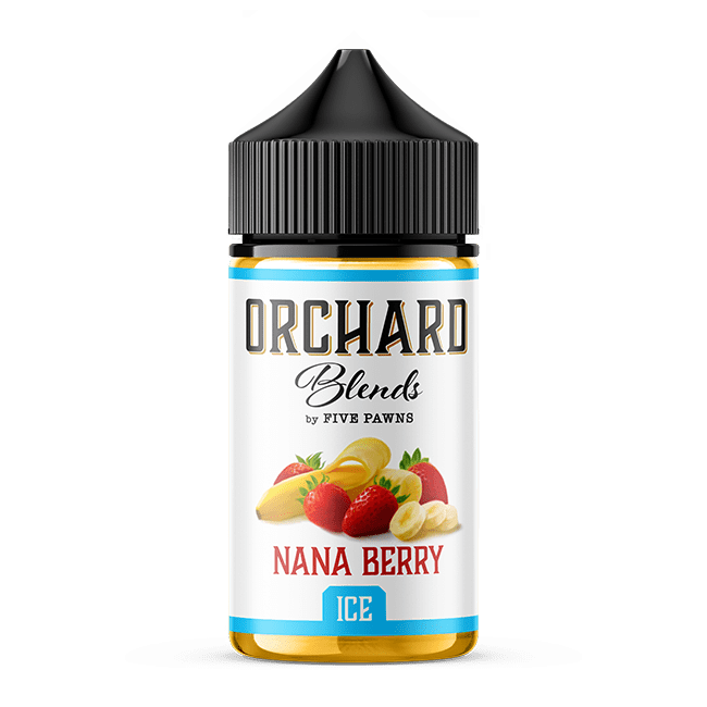 Líquido Nana Berry Ice - Orchard Blends