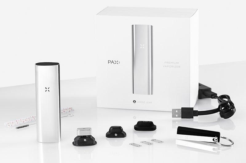 Vaporizador de Ervas Pax 3 - Pax Labs