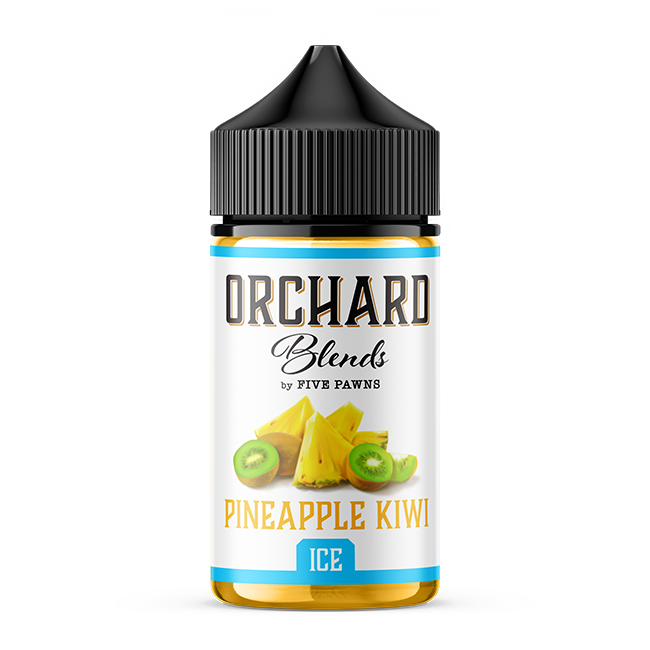 Líquido Pineapple Kiwi Ice - Orchard Blends