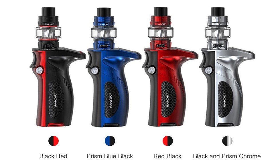 Kit MAG GRIP 100W c/ Atomizador TFV8 Baby V2  – SMOK™