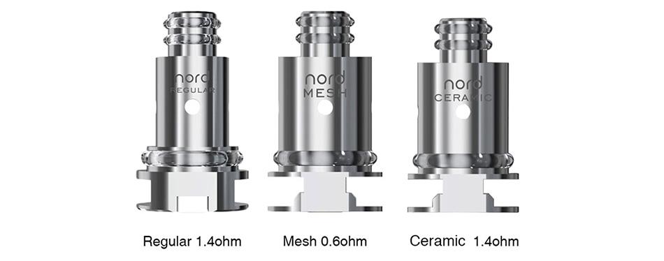 Pod (Cartucho) de reposição p nord - Smok®