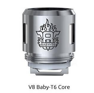 Bobina Reposição (Resistência) p/ TFV8 e TFV12 Big Baby  / Baby - Q2 Core - Smok™