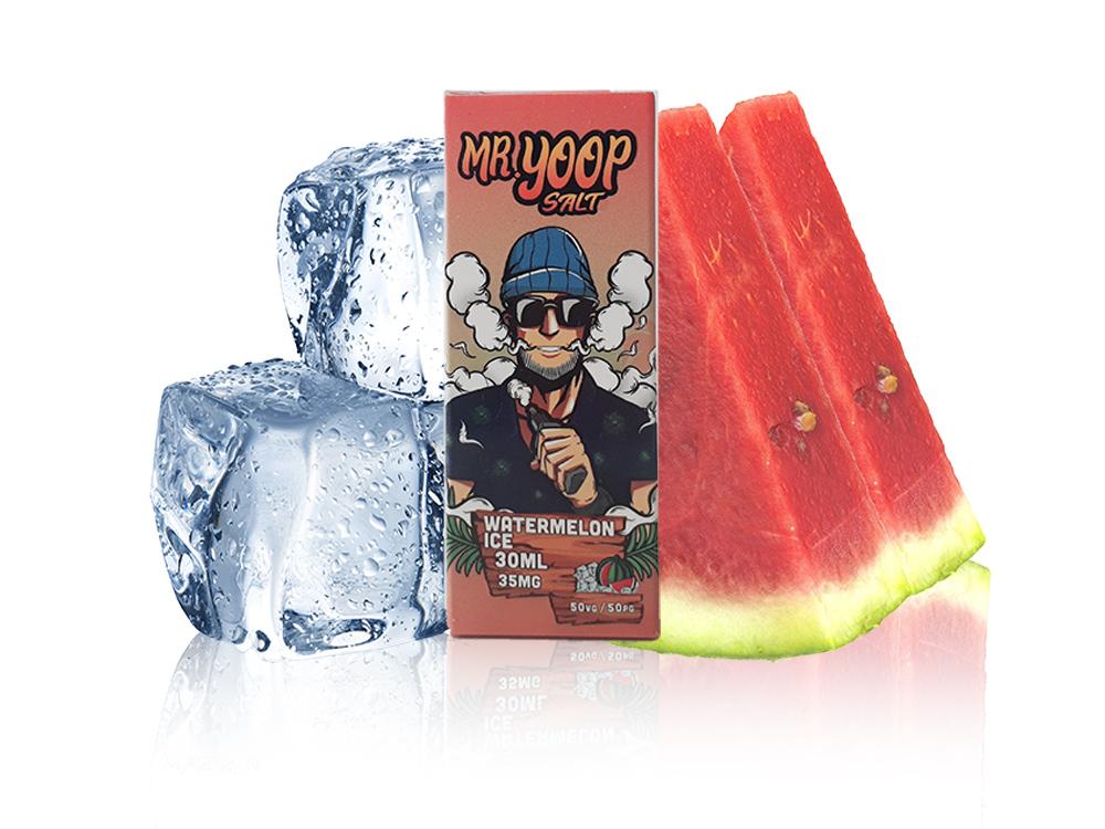Líquido Watermelon ICE - Salt - Mr. Yoop