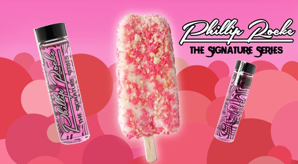 Strawberry Ice Cream - Phillip Rocke Signature Series