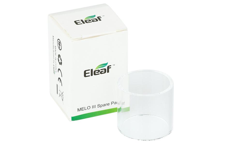 Tubo de Vidro p Reposição Melo 3 Mini RTA - Eleaf™