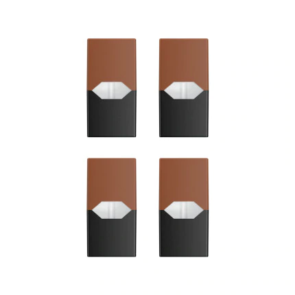PODs (cartucho) c/ Líquidos - CLASSIC TOBACCO - SaltNic - JUUL Labs