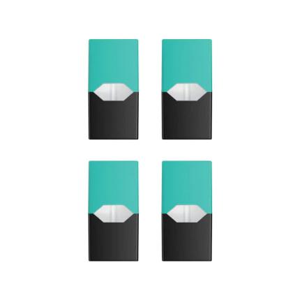 PODs (cartucho) c/ Líquidos - MENTHOL - SaltNic - JUUL Labs