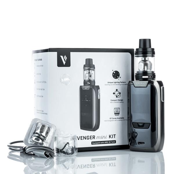 Kit Revenger Mini 85W c/ Atomizador NRG SE - Vaporesso