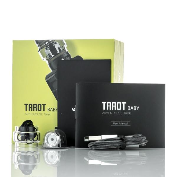Kit Tarot Nano 80w TC - Vaporesso