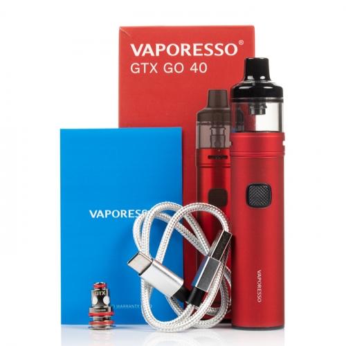 Pod System GTX GO 40 1500mAh - Vaporesso