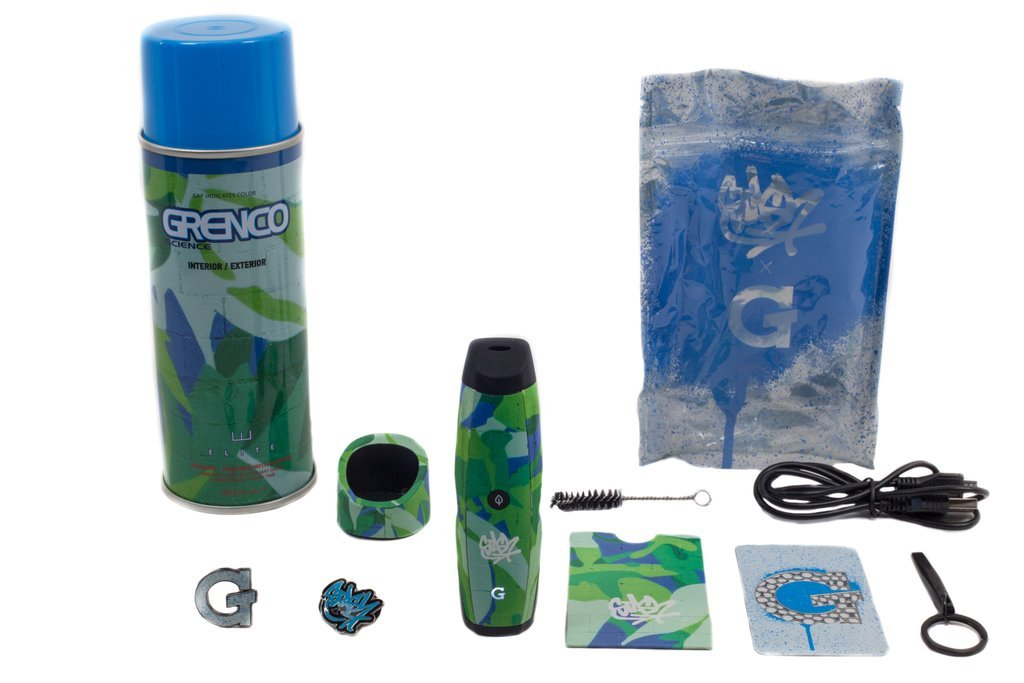 Vaporizador G Pen Elite x Stash™ - Grenco Science
