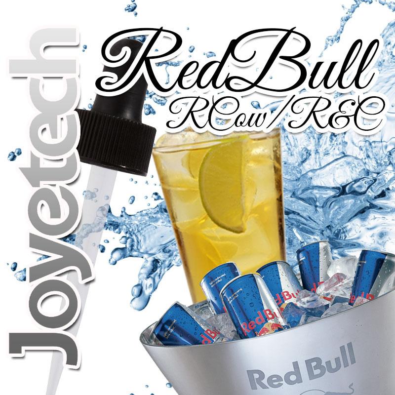 Líquido Joyetech® Rcow (Red Bull)
