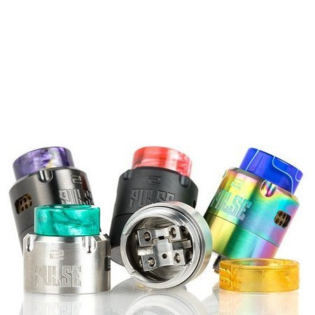 Atomizador Pulse V2 24mm RDA - Vandy Vape