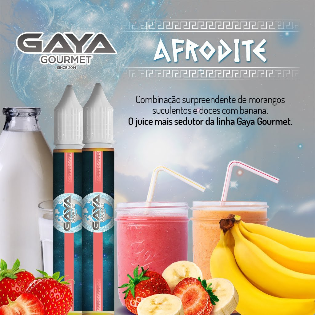 Liquido Afrodite | GAYA Gourmet